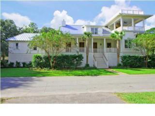 1401  Thompson Avenue  , Sullivans Island, SC 29482 (#1426827) :: The Cassina Group