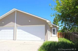 148  Kornegay Ct  2, Cheyenne, WY 82009 (MLS #58202) :: Coldwell Banker The Property Exchange