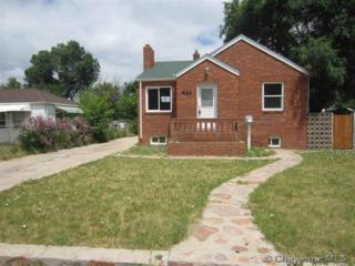2414 E 10TH ST  , Cheyenne, WY 82001 (MLS #58248) :: Coldwell Banker The Property Exchange