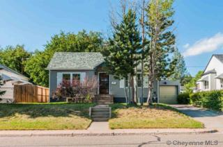 810 W 2ND AVE  , Cheyenne, WY 82001 (MLS #58296) :: Coldwell Banker The Property Exchange