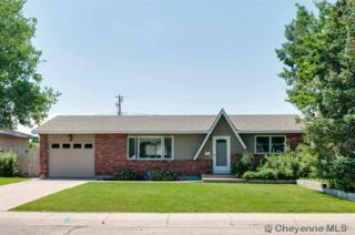 4613 E 14TH ST  , Cheyenne, WY 82001 (MLS #58304) :: Coldwell Banker The Property Exchange