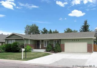 5509  Gateway Dr  , Cheyenne, WY 82009 (MLS #58368) :: Coldwell Banker The Property Exchange