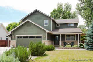 1110  Centennial Dr  , Cheyenne, WY 82001 (MLS #58371) :: Coldwell Banker The Property Exchange