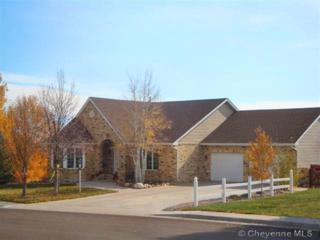 2703  Foothills Rd  , Cheyenne, WY 82009 (MLS #58571) :: Coldwell Banker The Property Exchange