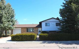 4407  Huron Ave  , Cheyenne, WY 82009 (MLS #58922) :: Coldwell Banker The Property Exchange