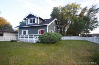 3403  Myers Ct  , Cheyenne, WY 82001 (MLS #58948) :: Coldwell Banker The Property Exchange