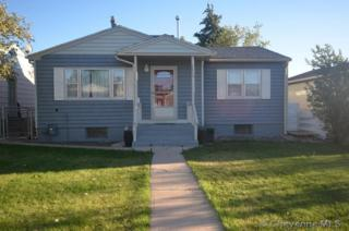 2609 E 9TH ST  , Cheyenne, WY 82001 (MLS #59094) :: Coldwell Banker The Property Exchange