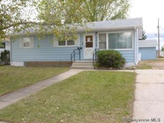3512  Birch Pl  , Cheyenne, WY 82001 (MLS #59099) :: Coldwell Banker The Property Exchange
