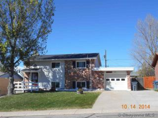730  Golden Hill St  , Cheyenne, WY 82009 (MLS #59162) :: Coldwell Banker The Property Exchange
