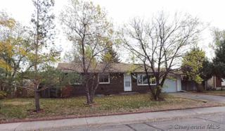 249  Snyder Ave  , Cheyenne, WY 82007 (MLS #59181) :: Coldwell Banker The Property Exchange