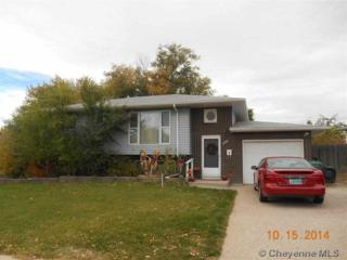 4602 E 10TH ST  , Cheyenne, WY 82001 (MLS #59183) :: Coldwell Banker The Property Exchange