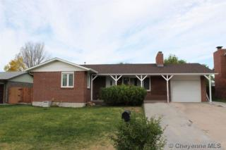 4754  Hickory Pl  , Cheyenne, WY 82009 (MLS #59212) :: Coldwell Banker The Property Exchange