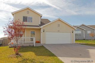 611  Teton St  , Cheyenne, WY 82007 (MLS #59213) :: Coldwell Banker The Property Exchange