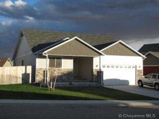 3305  Fire Side Dr  , Cheyenne, WY 82001 (MLS #59248) :: Coldwell Banker The Property Exchange