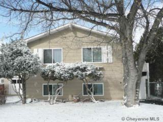 1408 W Allison Dr  , Cheyenne, WY 82007 (MLS #59384) :: Coldwell Banker The Property Exchange