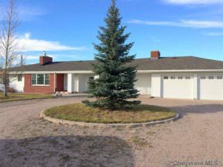 636  Hyndman Rd  , Cheyenne, WY 82007 (MLS #59406) :: Coldwell Banker The Property Exchange