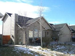 2519  Levi Rd  , Cheyenne, WY 82009 (MLS #59431) :: Coldwell Banker The Property Exchange