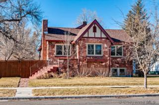 3044  Snyder Ave  , Cheyenne, WY 82001 (MLS #59499) :: Coldwell Banker The Property Exchange