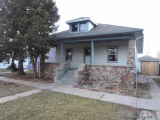712 E 8TH ST  , Cheyenne, WY 82007 (MLS #59530) :: Coldwell Banker The Property Exchange