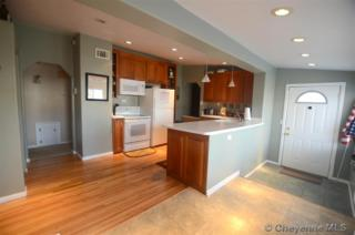 1955  Newton Dr  , Cheyenne, WY 82001 (MLS #59544) :: Coldwell Banker The Property Exchange