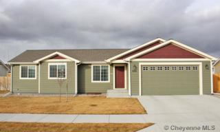 606  Citrus St  , Cheyenne, WY 82007 (MLS #59595) :: Coldwell Banker The Property Exchange