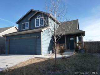 1317  Medley Loop  , Cheyenne, WY 82007 (MLS #59600) :: Coldwell Banker The Property Exchange