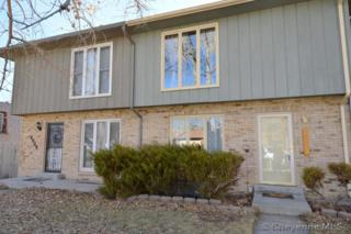 2523  Sagebrush Ave  , Cheyenne, WY 82009 (MLS #59826) :: Coldwell Banker The Property Exchange