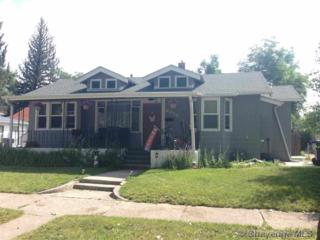 2615  Van Lennen Ave  , Cheyenne, WY 82001 (MLS #59831) :: Coldwell Banker The Property Exchange