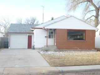 1951 E 18TH ST  , Cheyenne, WY 82001 (MLS #60021) :: Coldwell Banker The Property Exchange