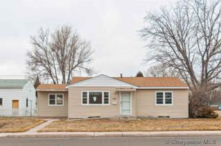 2621 E 12TH ST  , Cheyenne, WY 82001 (MLS #60032) :: Coldwell Banker The Property Exchange