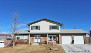 4408 E 17TH ST  , Cheyenne, WY 82001 (MLS #60039) :: Coldwell Banker The Property Exchange