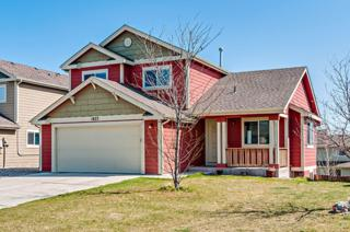 1823  Gettysburg Dr  , Cheyenne, WY 82001 (MLS #60626) :: Coldwell Banker The Property Exchange