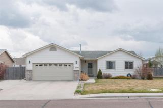 5909 E 13TH ST  , Cheyenne, WY 82001 (MLS #60627) :: Coldwell Banker The Property Exchange