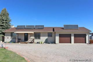 6406  Happy Jack Rd  , Cheyenne, WY 82001 (MLS #60821) :: Coldwell Banker The Property Exchange