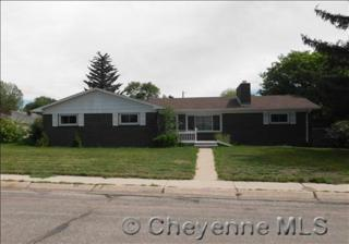 5621  Sycamore Rd  , Cheyenne, WY 82009 (MLS #60844) :: Coldwell Banker The Property Exchange