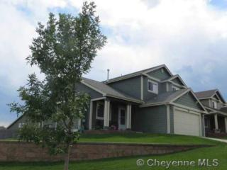 5317  Continental Pl  , Cheyenne, WY 82001 (MLS #60897) :: Coldwell Banker The Property Exchange