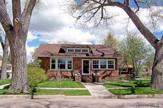 1322 W 21ST ST  , Cheyenne, WY 82001 (MLS #60907) :: Coldwell Banker The Property Exchange
