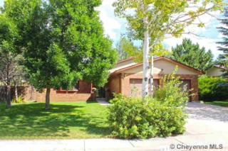816  Oakhurst Dr  , Cheyenne, WY 82009 (MLS #58612) :: Coldwell Banker The Property Exchange