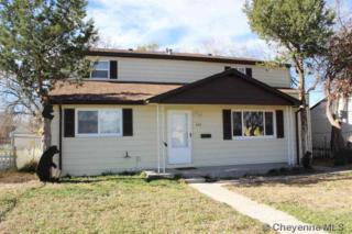 244  Cribbon Ave  , Cheyenne, WY 82007 (MLS #59275) :: Coldwell Banker The Property Exchange