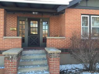 813  Randall Ave  , Cheyenne, WY 82001 (MLS #59399) :: Coldwell Banker The Property Exchange