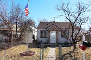 1207 E 7TH ST  , Cheyenne, WY 82007 (MLS #59825) :: Coldwell Banker The Property Exchange