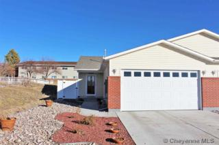 6007  Crow Rd  , Cheyenne, WY 82009 (MLS #59934) :: Coldwell Banker The Property Exchange