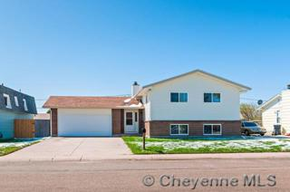 3221  Bevans St  , Cheyenne, WY 82001 (MLS #60757) :: Coldwell Banker The Property Exchange