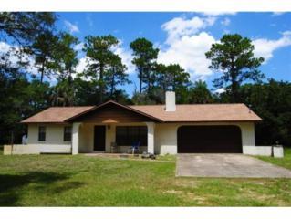 9851 W Woodhaven Dr  , Crystal River, FL 34428 (MLS #712734) :: Plantation Realty Inc.