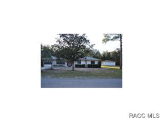 344 N Michaelmas Ter  , Crystal River, FL 34429 (MLS #717844) :: Plantation Realty Inc.