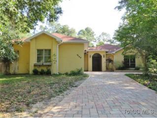9149 N Cacalia Dr  , Crystal River, FL 34428 (MLS #718101) :: Plantation Realty Inc.