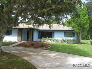 524 N Pompeo Ave  , Crystal River, FL 34429 (MLS #718135) :: Plantation Realty Inc.