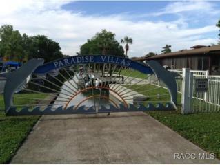 1412  Se Paradise Ave.  , Crystal River, FL 34429 (MLS #718144) :: Plantation Realty Inc.