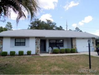 3849 N Tamarisk Ave  , Beverly Hills, FL 34465 (MLS #718741) :: Plantation Realty Inc.