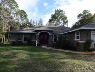 9145  N Bay Tree Pl  , Crystal River, FL 34428 (MLS #718806) :: Plantation Realty Inc.